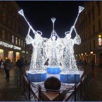 Ангелы на Малой Садовой улице :: Вера