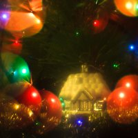 С наступающим Новым 2015 Годом, друзья!!! :: Анна Марёва
