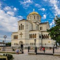 Владимирский кафедральный собор в Херсонесе :: Александр Пушкарёв