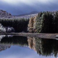 Горное озеро :: Михаил