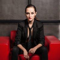 black suit 3 :: Аня Пименова