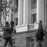 Своя ноша не тянет :: Константин Фролов
