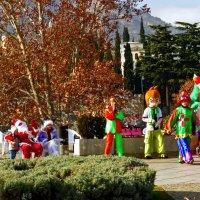 Новый год по Тбилисски :: Наталья Джикидзе (Берёзина)