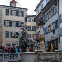 Площадь Цюриха :: Witalij Loewin