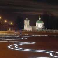 Ночная Москва :: Владимир Орлов