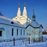 Церковь святого Духа. :: Лесо-Вед (Баранов)