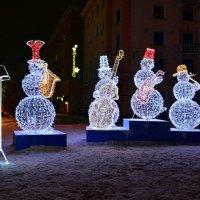 Новогодний квартет :: Ольга