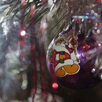 С наступающим Новым Годом, Друзья!!! :: Вика К.