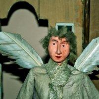 А вот и ангел! :: Ольга Маркова