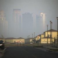 на нашей улице в Дубае :: MVMarina