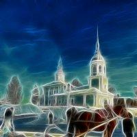 Зимняя сказка... :: Борис Шубин
