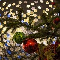 С Новым Годом и Рождеством! :: Роман Колосов