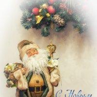 Поздравляю всех с Новым годом!!! :: Елена Черненко