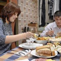 Приятного аппетита :: Антон Бояркеев