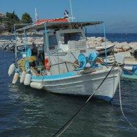 Лодка в Кассиопи :: Алексей Меринов