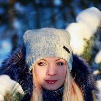 Зимние краски :: Кристина Плавская