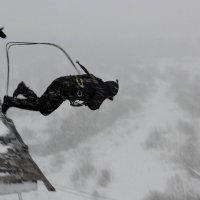 Снежный день :: Дмитрий Арсеньев