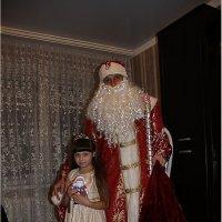 Встреча с Дедом Морозом :: Андрей Тер-Саркисов