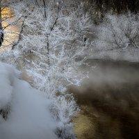 Закатная сказка уходящего декабря...2. :: Андрей Войцехов