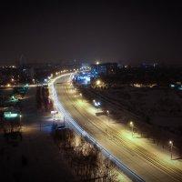 Ночной проспект :: Святослав Прутин