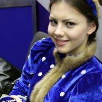 скромная девушка желает самого наилучшего Вам :: Олег Лукьянов