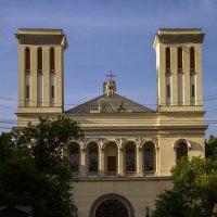 Лютеранская церковь Святых Петра и Павла. :: Сергей Исаенко