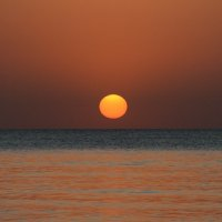Средиземноморский закат... :: Юрий Поляков
