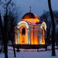 Храм. :: Сергей Давыденко