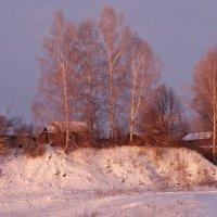 Утро Нового года. :: Святец Вячеслав