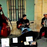 парижские музЫки :: Александр Корчемный