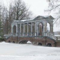 Мраморный мост. :: Anton Lavrentiev