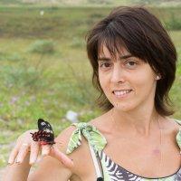 Соня и бабочка :: Илья Шипилов