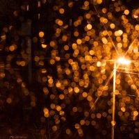 Дождь, улица, фонарь :: Виталий Старков
