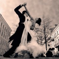 Уличное танго :: Цветков Виктор Васильевич