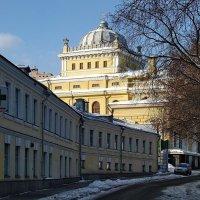 Московская хоральная синагога :: Дмитрий Анцыферов