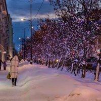Мурманск, 31 декабря, 2 часа дня :: Наталья Василькова