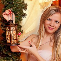 Новый год к нам мчится,,, :: Ольга Литвинова