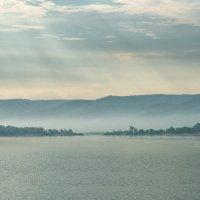 Утро туманное, утро седое... :: Olga subbotina
