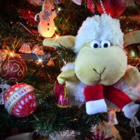 С Новым Годом! :: Dog Fanny