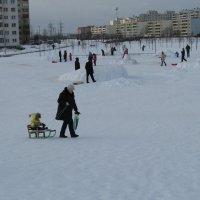 Снежный городок :: Владислав Плюснин