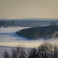 Морозный день января :: Валентин Котляров