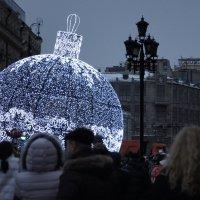 Москва Новогодняя . :: Лара ***