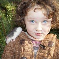 Удивлений ребёнка :: Christina Terendii
