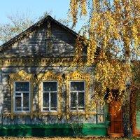 И берёзка под окном... :: nika555nika Ирина