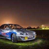 Subaru WRX. :: Евгений Бондаренко