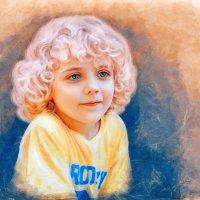 Солнечный мальчик :: Ирина Kачевская