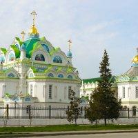 феодосийский храм :: Вячеслав Яценко