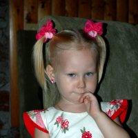 Девчушка.. :: Zarema Cherkasova