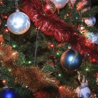 С Новым Годом :: Надежда Середа