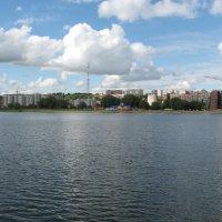 речка Южный Буг :: Андрей Горлевский